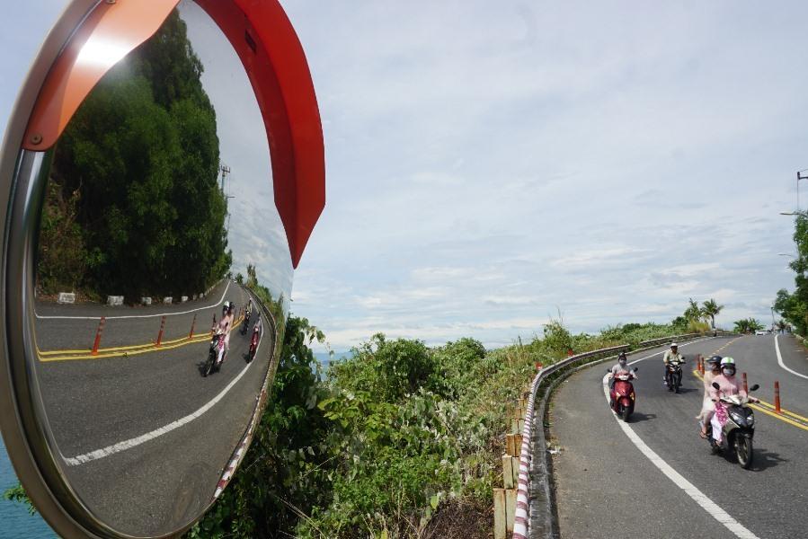 Đà Nẵng thực hiện cấm xe, hạn chế giờ tham quan Sơn Trà từ ngày 15.11.
