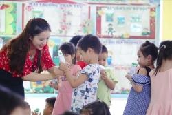khong chi day chu thay co con la cac chuyen gia dinh duong