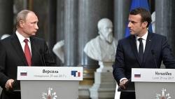 Nga - Pháp thảo luận về an ninh mạng, từng bước cải thiện quan hệ