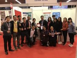 Học sinh Việt Nam giành cúp đặc biệt phát minh sáng chế quốc tế