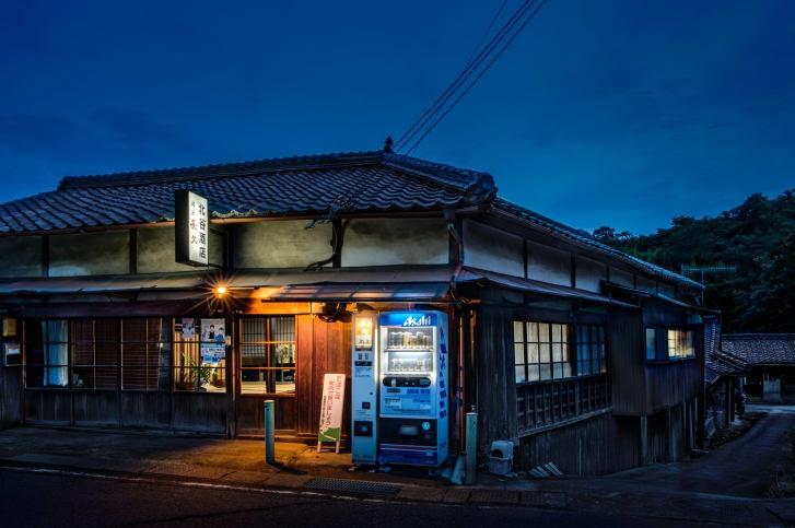 Thêm một sự đan xen giữa cái cũ và cái mới. Ảnh: Eiji Ohashi/ CNN
