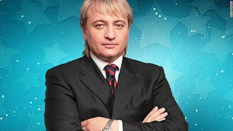 Tỉ phú Dmitry Obretetskiy là chủ sở hữu Magnat Trade Enterprise. Ảnh: Magnat