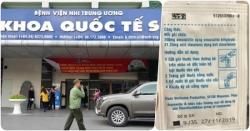 Bị tố dùng thuốc hết hạn cho bệnh nhân: Giám đốc Bệnh viện Nhi Trung ương lên tiếng