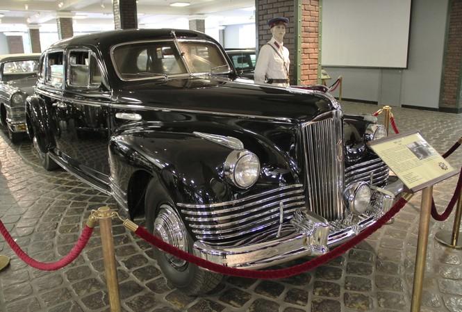 sieu xe limousine gan 3 trieu usd cua lanh tu lien xo stalin bi danh cap trong dem