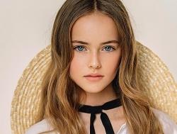 Mê mẩn ngắm mẫu Nga 15 tuổi được mệnh danh đẹp nhất thế giới