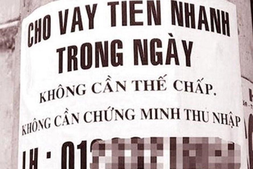 tin dung den than nhien om vali tien cho vay nong o khu cong nghiep