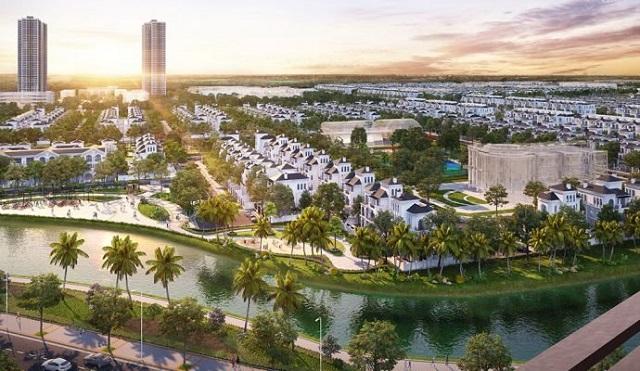 """Vinhomes dự kiến ra mắt dự án mới rộng 133ha ở Hà Nội, có công viên sinh thái """"khủng"""""""
