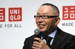 Ông chủ của Uniqlo giàu nhất Nhật Bản năm 2020