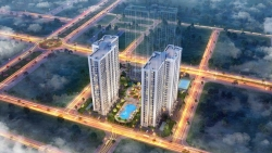 ra mat 2 toa can ho dau tien du an vinhomes new center ha tinh