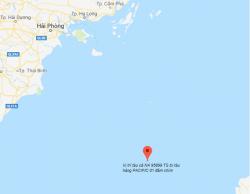 Danh sách 10 thuyền viên mất tích trong vụ đắm tàu trên biển Bạch Long Vỹ
