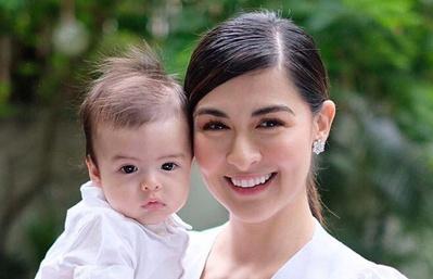 con trai ba thang tuoi cua my nhan dep nhat philippines