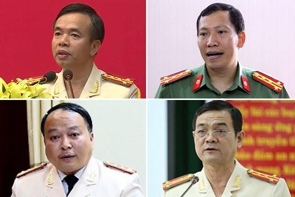 ly do bo nhiem giam doc cong an khong phai nguoi dia phuong