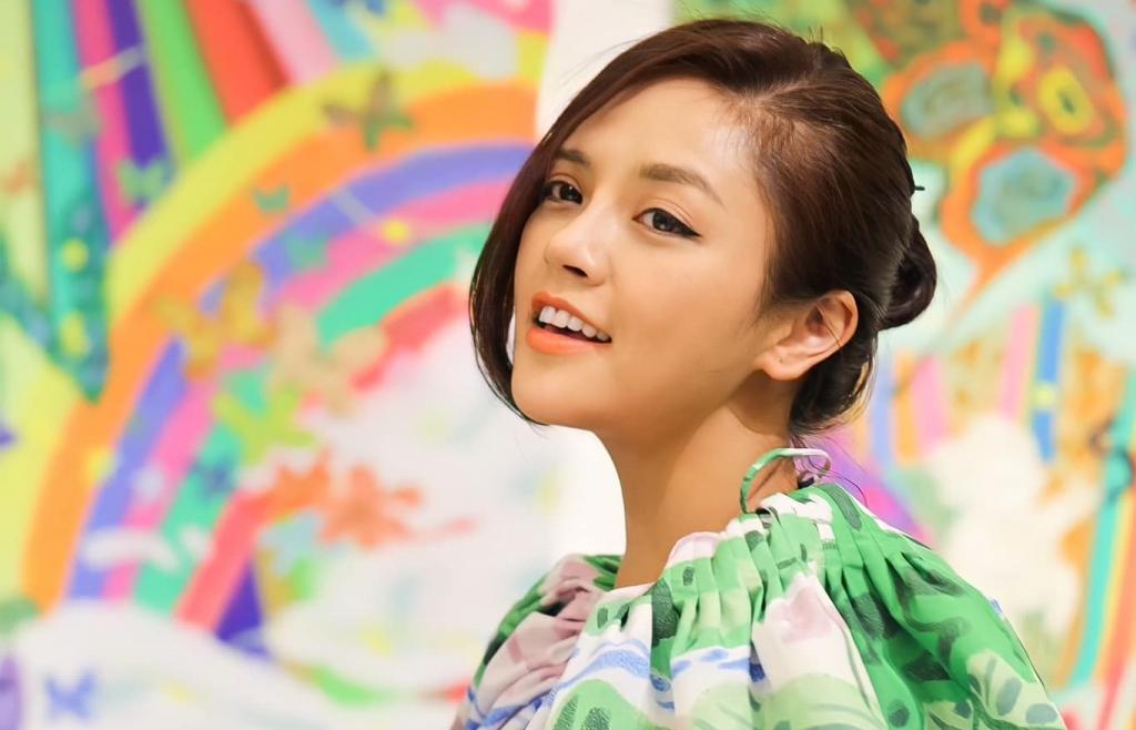Ngắm nhan sắc diễn viên Thu Quỳnh