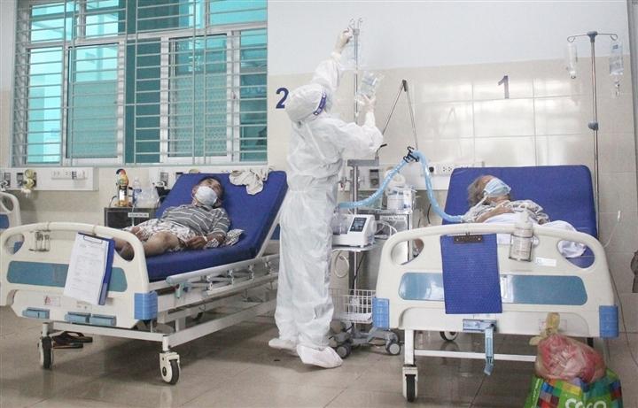 Bộ Y tế yêu cầu các cơ sở sản xuất, bệnh viện không để thiếu oxy - 1