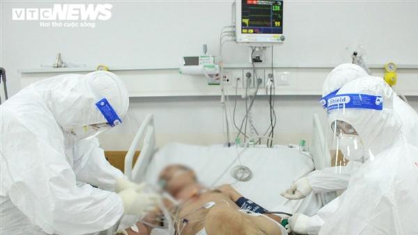 Bên trong 'thành trì cuối cùng' cứu bệnh nhân COVID-19 thoát cửa tử - 3