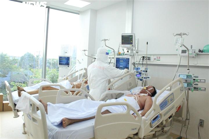 Bên trong 'thành trì cuối cùng' cứu bệnh nhân COVID-19 thoát cửa tử - 9