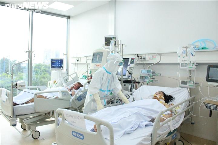 Bên trong 'thành trì cuối cùng' cứu bệnh nhân COVID-19 thoát cửa tử - 8