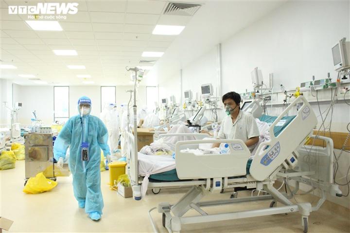 Bên trong 'thành trì cuối cùng' cứu bệnh nhân COVID-19 thoát cửa tử - 1
