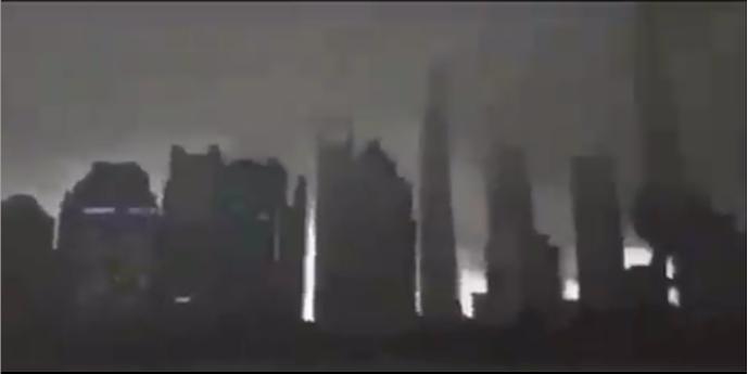 Bão In-Fa càn quét Thượng Hải, hơn 300.000 dân sơ tán