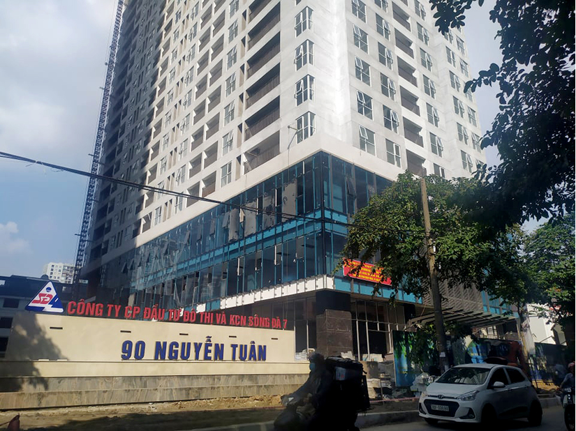 Chủ tịch Sông Đà 7 chi hàng triệu USD mua loạt nhà liền kề tại Thanh Xuân