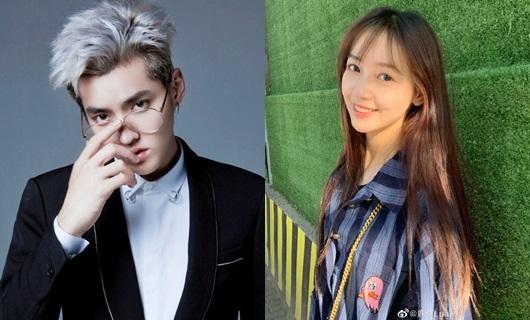 Ngô Diệc Phàm lộ ảnh hẹn hò với bạn gái là sinh viên Học viện Điện ảnh Bắc Kinh