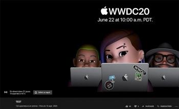 Apple để lộ ngày ra mắt iPhone 5G