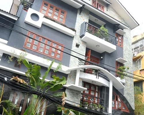 Choáng ngợp với căn biệt thự triệu USD giữa trung tâm TP.HCM của vợ chồng Lý hải- Minh Hà - Ảnh 3