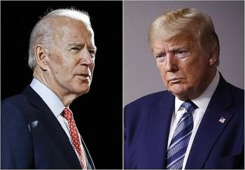 Gia đình Mỹ chia rẽ vì Trump - Biden
