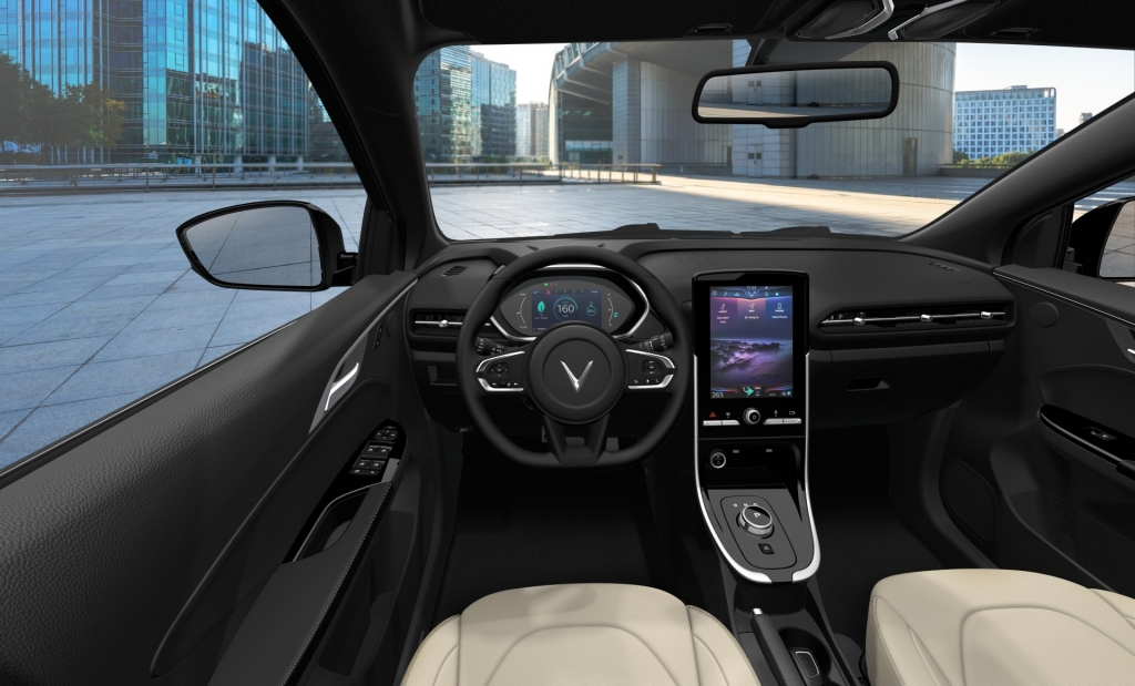 Ô tô điện thông minh VinFast VF e34 - lựa chọn tối ưu cho mọi nhà