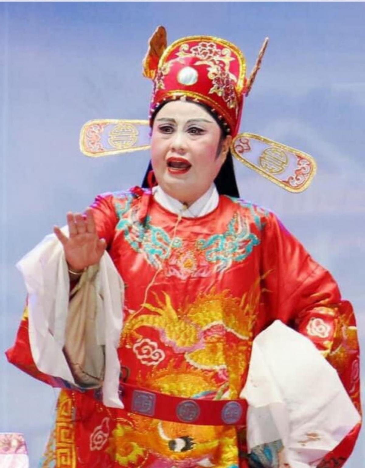 NSƯT Lâm Bửu Sang.