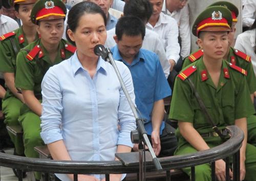 phu nhan duoc cham soc sep doanh nghiep to oceanbank vu khong