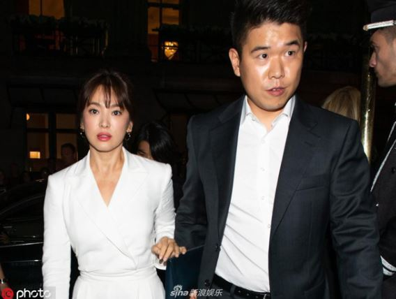 song hye kyo khien fan that vong vi nhan sac kem xinh tang can hau ly hon