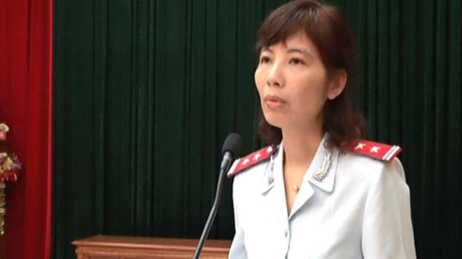 Bà Nguyễn Thị Kim Anh. Nguồn: Cổng thông tin bộ Xây dựng