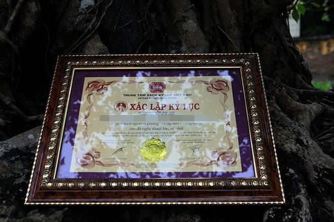 Chiêm ngưỡng sanh cổ 'Mộc thạch nghênh phong', đại gia đổi 8 lô đất Hà Nội không bán - Ảnh 14