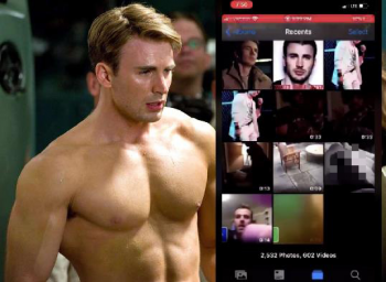 captain america de lo anh nhay cam tu khoa chris evans dung top twitter toan the gioi