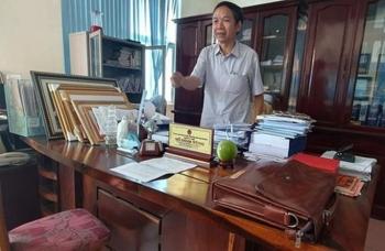 Thanh Hóa: Hai phó chủ tịch thị xã bị