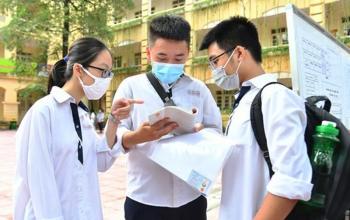 Công bố kết quả trúng tuyển đại học trước 17h ngày 16-9