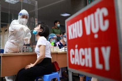 Bộ Y tế đánh giá tình hình dịch tại TP HCM và 3 tỉnh phía Nam