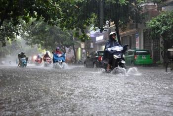 Thời tiết ngày 25/9: Cả nước mưa dông, nguy cơ xảy ra lốc sét, sạt lở