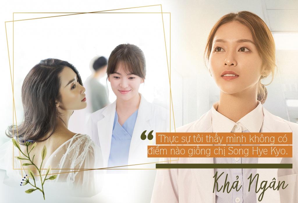 magazine kha ngan hau due mat troi toi khong co diem nao giong song hye kyo