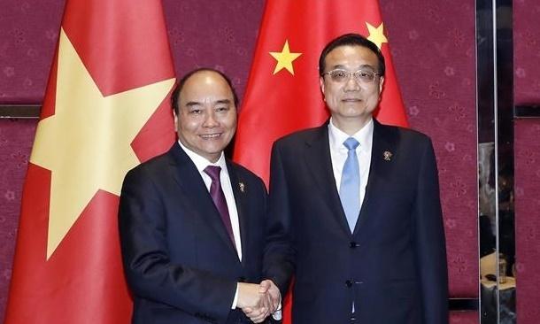 Việt Nam đề nghị Trung Quốc tôn trọng hoạt động kinh tế biển
