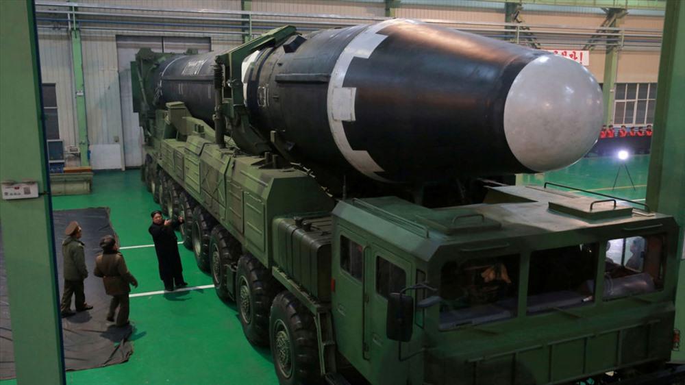 """Mỹ: Triều Tiên sẽ bị """"hủy diệt hoàn toàn"""" nếu chiến tranh"""