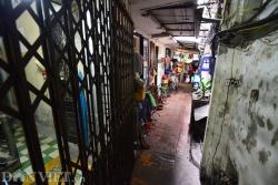 ẢNH: Những con ngõ siêu nhỏ ở phố cổ Hà Nội