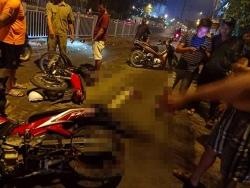 TP.HCM: Chạy xe ngược chiều tốc độ cao, thiếu niên tông chết người