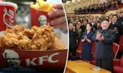 Kim Jong-un khao khát mở cửa hàng gà rán KFC ở Bình Nhưỡng?
