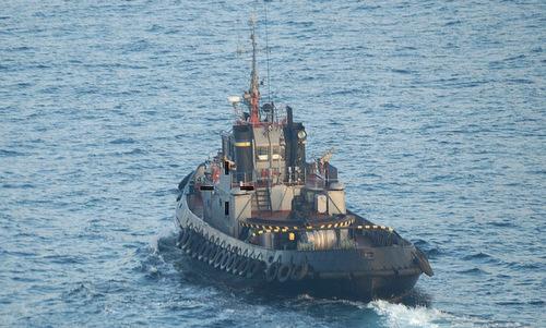 Đặc nhiệm Nga sẽ ập lên và kiểm soát tàu chiến Ukraine