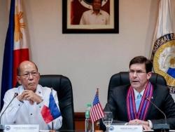 Mỹ cam kết củng cố liên minh quân sự, hỗ trợ Philippines ở Biển Đông