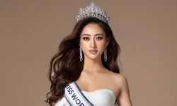 luong thuy linh vao top 40 nguoi mau miss world
