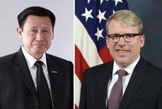 Mỹ 'xây trung tâm bảo trì vũ khí' ở Thái Lan
