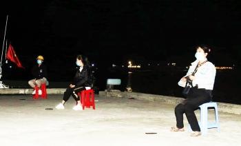 6 người vượt biên bằng đường biển vào Hà Tiên